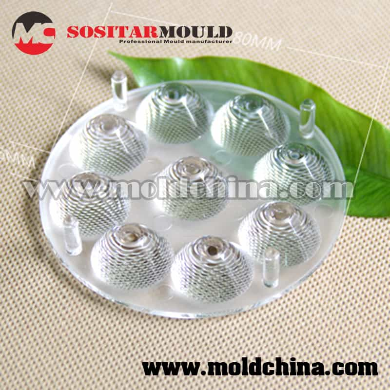Polycarbonate injection molding product
