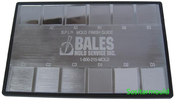 SPI-finish specifications