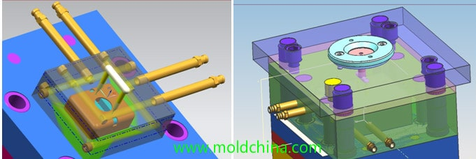 injection mold-cooling-system